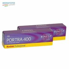KODAK Portra 400 Negativ-Farbfilm, 135-36, 2x 5 Stück