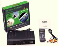 DECODER DIGITALE FULL HD  COMBO DIGITALE TERRESTRE E SATELLITARE DVB-T2/S2