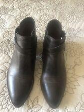 FRYE Ray Western Shootie Slate Ankle Boots Sz 7