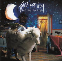 Fall Out Boy ‎CD Infinity On High - Europe (M/M)