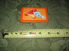 Vintage Little Fisher Price Cash register money scan credit card market fruit