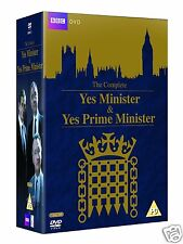 Yes, Minister+Yes, Prime Minister: Complete Collection [BBC] (DVD)~~NEW & SEALED
