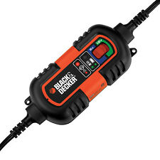 Automatic Float Charger Motorcycle RV Battery Trickle Maintainer Tender 6V 12V