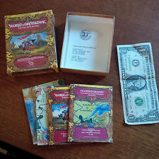 World of Greyhawk TSR rpg game box MINI miniature ULTRA RARE Gygax