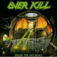 OVERKILL - UNDER THE INFLUENCE CD HEAVY METAL NEU