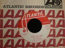 Les McCann Atlantic 2713 DJ What I Call Soul