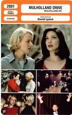 FICHE CINEMA : MULHOLLAND DRIVE - Watts,Harring,Lynch 2001 Mulholland Dr.