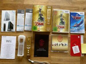 The Legend of Zelda Skyward Sword Wii Limited Edition Pack