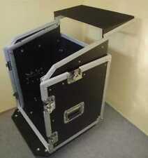 ROADINGER spécial Flightcase Combi Case 12/10he pour ordinateur portable notebook Angle L Rack DJ