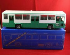BUS bus SAAB SCANIA CN 113 THE SURROUNDINGS FRIENDLY CITY bus NZG no.293 METAL