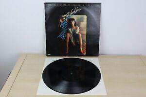 Flashdance Soundtrack LP Vinyl PRICEIII Reissue TEST PRESSING Rare Irene Cara