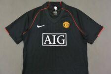 2007-08 NIKE Manchester United Away Shirt SIZE YOUTH XL.Boys ( XS adults)