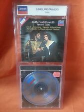 SUTHERLAND / PAVAROTTI Operatic Duets Rare Sealed Longbox 1988 CD London Luciano