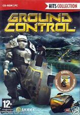 JEU PC CD ROM../...GROUND CONTROL.....