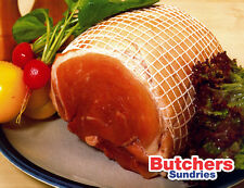 2m of White/White Butchers Roastable High Quality Meat Netting Large Tube