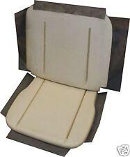 1965  CHEVY IMPALA BUCKET SEAT FOAM BUN NEW