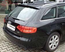 Original Audi A4 (8K) Avant Dachspoiler Flügel Spoiler S-Line (Schwarz lackiert)