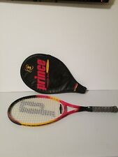 """Prince Synergy Series Power Pro Titanium 27"""" Tennis Racket with cover"""