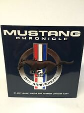 Mustang Chronicle by Jerry Heasley (1998, Hardcover)