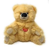 Steiff Kuschel Bär Teddy gelb, ca. 22 cm, Nr. 022203, kuschelweich und neuwertig