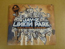 CD + DVD / JAY-Z / LINKIN PARK - COLLISION COURSE