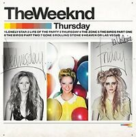 THE WEEKND - THURSDAY  CD NEW!