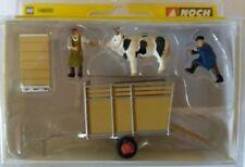 Cardboard OO Gauge Model Railway Figures & People