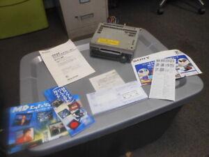 Sony JDM Minidisc Player AM FM Stereo Radio MDX-C1500