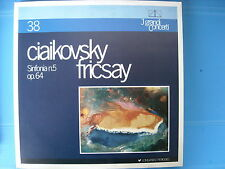 LP CIAIKOVSKY SINFONIA N° 5 OP. 64 FERENC FRICSAY BERLINO 1957