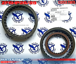 ZF6HP26 ZF6HP28 GEARBOX COMPLETE FRICTION DISCS KIT PREMIUM ALL 6HP26/28 MODELS
