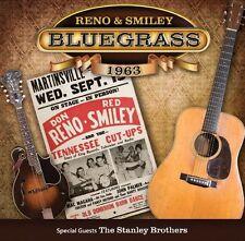 Don Reno - Bluegrass 1963 [New CD]
