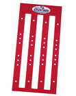 Stud Boy Snowmobile Track Trail Studding Template Red (2241-00)