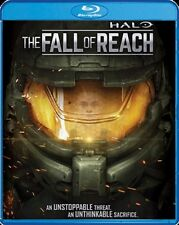 HALO THE FALL OF REACH New Sealed Blu-ray
