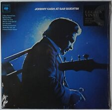 Johnny CASH LIVE AT SAN QUENTIN LP 180g VINILE Legacy NUOVO/SEALED