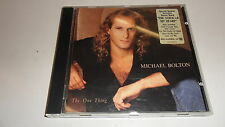 CD  The One Thing von Michael Bolton