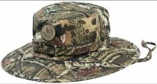 Boy Scout 2017 National Jamboree Logo Mossy Oak Camo Boonie Hat UPF 50 Size 2XL