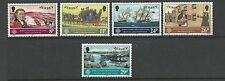 Jersey 1983 World Communications Year set 5 Complete MUH/MNH as Purchased