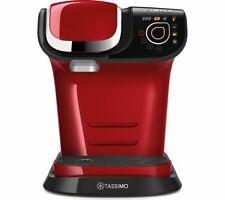 TASSIMO by Bosch My Way TAS6003GB Coffee Machine - Red - Currys