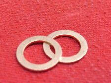 NEW 1939-48 Ford / 48-52 3/4 ton truck front brake hose copper washers 91A-2149
