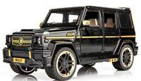 Brabus 900 4x4 1 24 Scale Diecast Model 4wd Car Mercedes-Benz G65 AMG