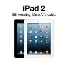 New Sealed Apple iPad 2 - 64GB - Wi-Fi+3G Apple Certified Refurbished - White