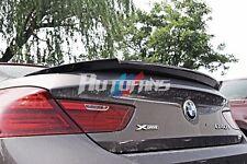 Carbon Fiber Trunk Lip Spoiler For BMW F06 F13 640i 650i M6 Grand Coupe AF-0422