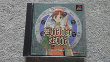Atelier Elie - Sony PlayStation 1 [NTSC-J] - Complete with Obi