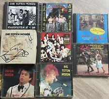 Die Toten Hosen&ZK CD?s?Original Handsigniert