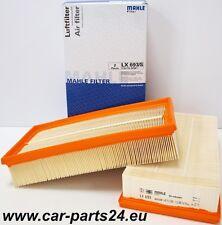 2 Luftfilter Mahle Knecht LX693/S für BMW 7er E38 740d