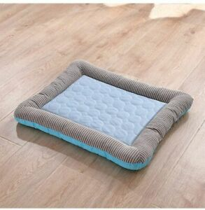 Pet Dog Mat Bed Cooling Pad Cat Dog Sleeping House Basket Mats Puppy Sofa Couch