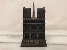Notre Dame Sculpture (Made in France) - Vintage