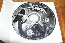 MYSTERY CASE FILES: RAVENHEARST (PC-2007) CD ROM ONLY
