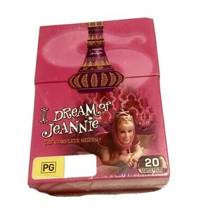 I Dream Of Jeannie - The Complete Series - DVD Boxset - New Sealed