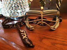Eye Guard Stx Sight Plus~Women's Lacrosse~Field Hockey Light Blue